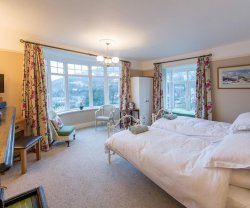 Sandburne Vegetarian Guest House, North West England, Keswick