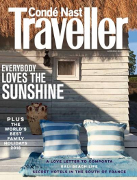 VeggieHotels in Condé Nast traveler